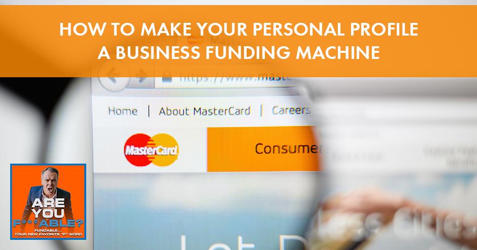 AYF 4   Optimizing Personal Credit Profile