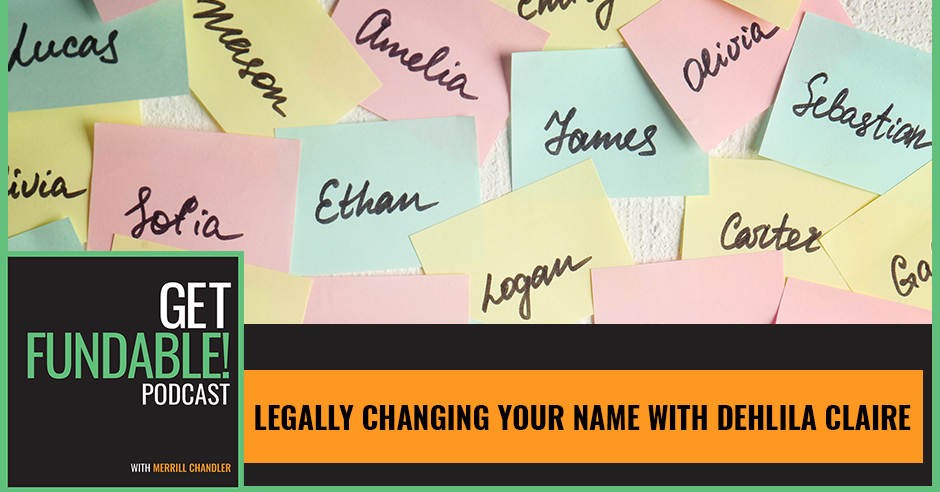 AYF 68 | Legally Changing Your Name