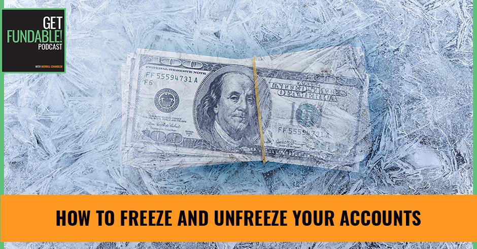 AYF 103 | Security Freeze