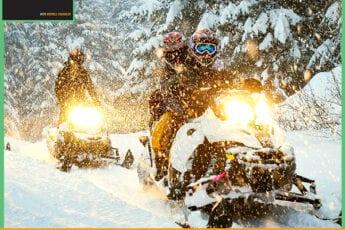 AYF/GF 128 | Snowmobiling Trip